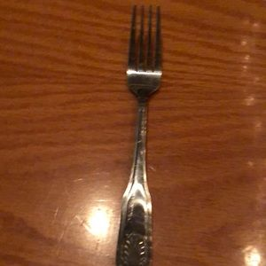 Silver Fork New One Fork